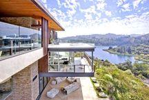 Celebrity Homes / by Jan Barrett