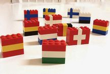 Library - LEGOS! / by Heather Peterson