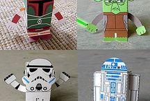 Star Wars/Super Heros / by Susi Ramirez