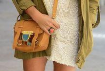 Fashion  / by Miranda Galbraith