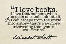 Books / by Cherish Clemmer