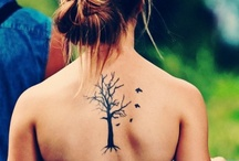 My body is my journal. My tattoos are my story. / by Danielle Lewandowski