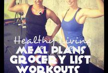 healthy foods / by Sarah Johanek