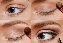 Makeup! / by Megan Cox