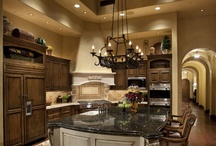Dreamy Kitchens / by Tracey Farmer Pettit