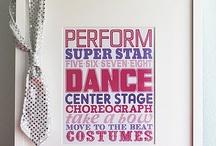 Dance team ideas / by Jennifer Eliason Schmit