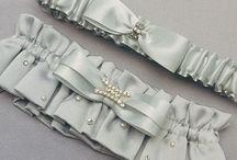 Wedding Garters / by Debbie Toscano Giannone