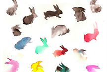 bunnies / by Beth Stellato