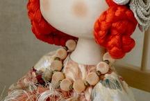 Doll * / by Amanda Fairy