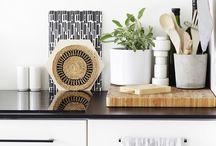Kitchen / beautiful scandinavian, industriel kitchen / by Geeky Girl