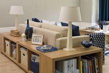 Living room / by Cassie Warren