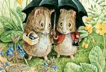 Beatrix Potter / by Sue Combs