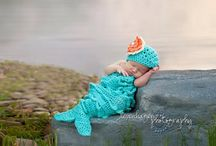 Mermaid Inspiration / by Krisha Hinkle