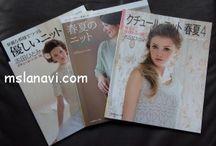 Revistas de tejido / by Gisse Arellano Vera