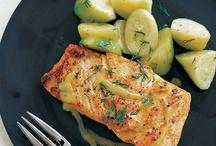 Salmon, Shrimp & Fish recipes / by Bernice Traynor