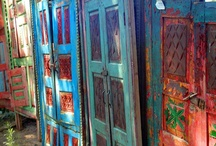 New Mexico--Cool Doors, Windows / by Teresa Taylor-Sousa