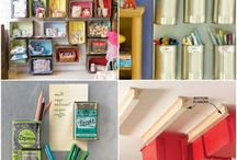 organization ideas <3 / by JoAnn DiMaria Baird
