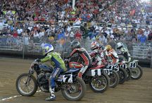 2014 Lima Half-Mile / Check out these cool photos from a cushion half-mile in Lima, OH. / by AMA Pro Flat Track