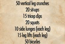 Workout  / by Ashlee Fisher