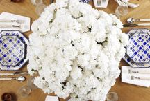 Tablescape Inspiration / by Jerry Rose Floral and Event Design