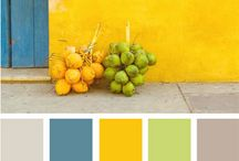 Color Me Happy / Combos that work / by Tasha Wood Martin