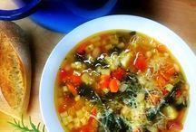Simply Sensational Soup Search / by Lisa M