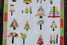 Holiday Quilts / by Karen Ganske