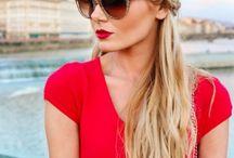 Hairstyles / by Blayne Beacham Macauley