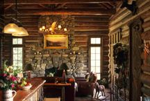 log cabin love / by Ott Creatives Sherrie Ott