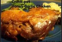 Crockpot meals / by Sarah Orcutt