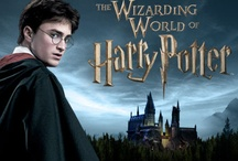 Harry Potter / by Gina Wessells
