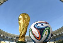 World Cup-Football/Soccer / by Nancy Doty