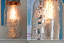 DIY: Decorations & Lighting / by Annie Hammel