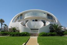 Dream Homes / My kind of abodes ~ mostly domes / by Bent Whims Studio ~ Caroline Jones