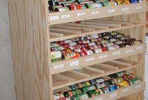 Food Storage / by Beth Fuellbier
