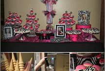 Party planning / by Shana Huffman