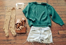 clothes, bags, shoes&accessories / by Bree Thacker