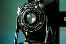Cameras / For the love of cameras. There is just something relaxing about taking photos with great cameras  / by Tonya Nunn