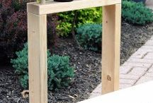 Woodworking / Woodworking diy projects / by Jered Cuenco