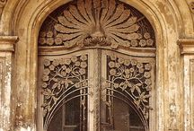 Interesting Doors / Gates / by Patricia Parker