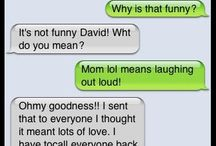 when I need a good laugh / by Crystal Hollyhand