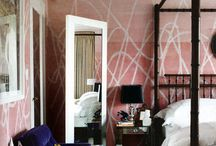 Bedrooms / by Trissta {Living on the Chic}