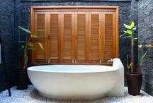 Outdoor Shower / Bath / by Roel van Heeswijk