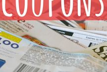 Coupons / by Dicy McCullough