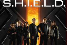Marvel's Agents of S.H.I.E.L.D. / TV Show / by Frank Wuzzardo