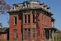 Abandonded or Haunted / by Gail Parsley