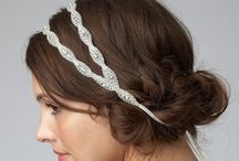 Hair Ideas for the BIG day! / by NY Gets Wed