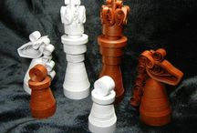 Quilling - chess / by Zdenka