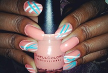 My nails, my therapy;) / by Ja-Relle Elaine
