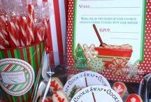Christmas cookie swap / by pamela walls